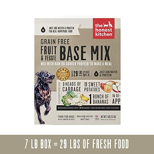 The Honest Kitchen Preference Base Mix Dog Food 3 Lb Buy Products Online With Ubuy Kuwait In Affordable Prices B00a8o8nsy