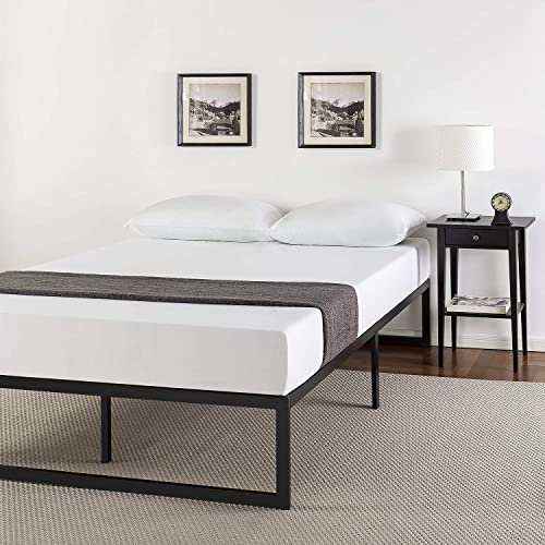a029d8d2a862 Buy Zinus Abel 14 Inch Metal Platform Bed Frame with Steel Slat Support, Mattress  Foundation, Twin with Ubuy Kuwait. B074QWK5C4