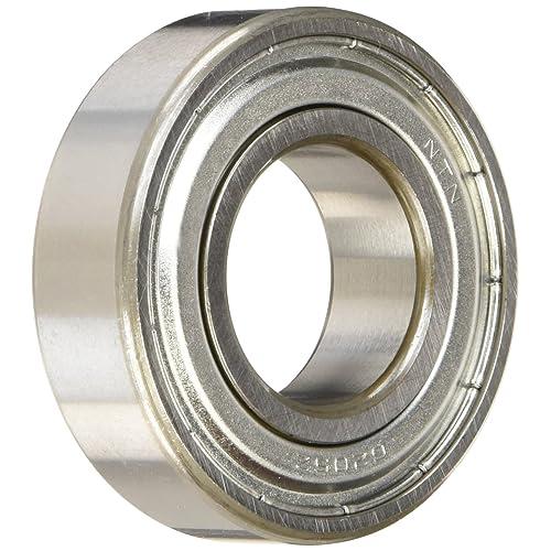 15 mm Bore ID 11 mm Width NTN Bearing 6202LLBC3//EM Single Row Deep Groove Radial Ball Bearing Double Sealed NTN   6202LLBC3//EM 35 mm OD C3 Clearance Non-Contact Steel Cage Electric Motor Quality