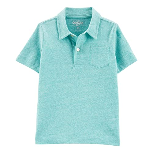 Maylofuer Little Boys Polo-Shirts Buttons Summer Car Printing