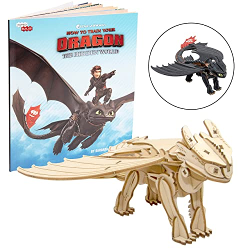 Buy DreamWorks How to Train Your Dragon: Hidden World Toothless Book