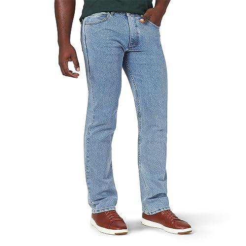 Lee Riders Indigo Mens Big /& Tall Regular Fit Jean