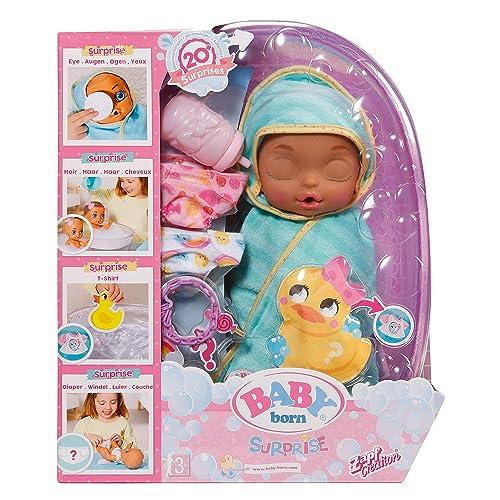 Baby Born 904091 Surprise Wave-Aléatoire Modèle