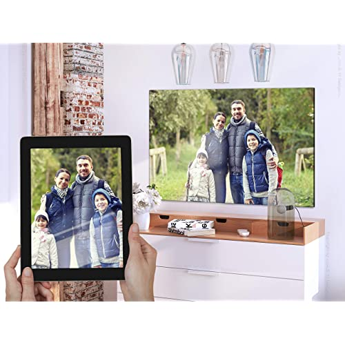 """Personalised 10/"""" x 10/"""" Canvas Print Your Photo Image Printed /& Box Framed"""