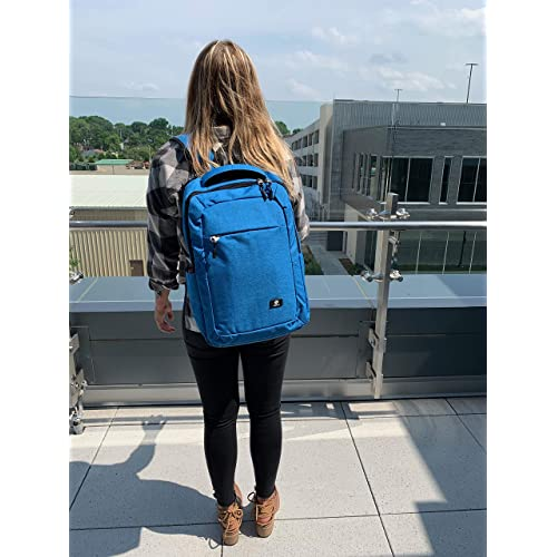 Blue Supporting a Great Cause Men Teens Boys Water Resistant Book Bags Girls by Fenrici Large Capacity for 17 Inch Notebook Business Travel Laptop Slim Backpack School Backpack for Women