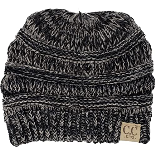1ca7f1f50 Buy Funky Junque Kids Baby Toddler Ribbed Knit Children's Winter Hat ...