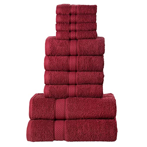 Todd Linens 10 Piece Towels Sets
