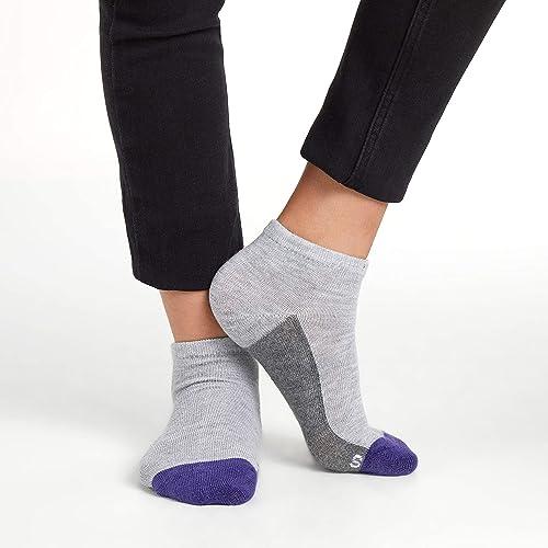 Goldbug Girls 10-Pack All Weather Athletic Sport Socks