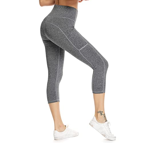 Olacia Women Leggings High Waisted Leggings for Women Tummy Control Soft Workout Leggings for Women with Pockets