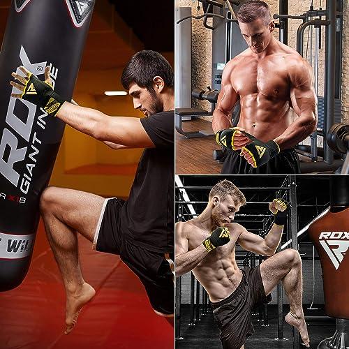 TMA Elastic Professional 180 inch Hand-wraps for Boxing Kickboxing Muay Thai MMA