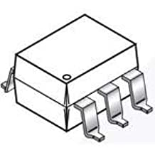 Optocoupler Triac AC-Out 1-CH 400V 6-Pin PDIP White Tube MOC3023M 50 Items