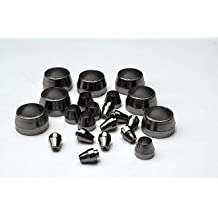 HF-08 Ohio Valley Specialty Co. 10 Pack 1//16 X 0.8mm 100/% Polyimide Ferrules