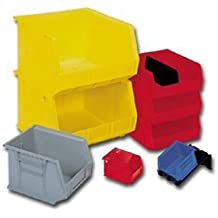 Plus 3 In H Bins With Casters For Mobility Quantum Storage Sys Outside Dim L X W Xh: 18 X 16 1//2 X 11 Color: Yellow Qus275Mob Mb14-Mob