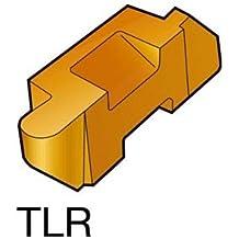3 Insert Seat Size TLR-3047R Multi-Layer Coating Pack of 10 Sandvik Coromant Top Lok Carbide TLR Profiling Insert GC1125 Grade 1 Cutting Edge 0.047 Corner Radius