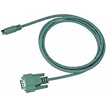 Hioki 9612 RS-232C Crossover Cable for Noise HiLogger 4-29//32 Length