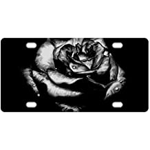 6 X 12 Inch Vintage Aluminum Plates Signs Jn83iO@ Personalized Artistic Fly Fishing License Plate