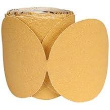 Letbo New 25pcs 3 Inch 75mm 240 Grit R Type Sanding Discs Roll Lock Sandpaper