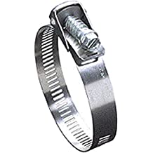 Maximum Pack of 10 Ideal Tridon 5328051 Stainless Steel Worm Gear Lined Hose Clamp : 34 : 57 mm mm Size 28 Minimum