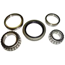 Front Wheel Bearing and Seal Kit with Keepitroostin Sticker Fits Yamaha Pw50 1981-2013