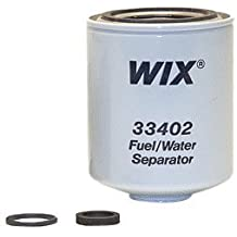 Pack of 1 WIX Filters 33788 Heavy Duty Spin On Fuel Water Separator