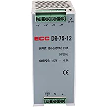 Led Display LED Strip Lights,Surveillance Cameras ShouCheng DR-30-24 24V 1.5A Rail Switch Switching Power Supply 30W for Computer Project