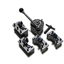 Lyndex-Nikken HSK100A-R1375-4.57 Series HSK100A Rigid Tap Holder 4.57 Length 13//16-1-3//8 Hand 1//2-1 Pipe Range 3 System