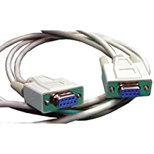 AK128-.25-R 25 Items Cable Assembly Modem 0.25m D-Sub to D-Sub 9 to 9 POS F-M