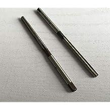 Dormer B9013//16 Reamer Cobalt Full Length 87 mm Flute Length 44 mm Head Diameter 4.76 mm