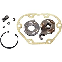 2 Fork Leg Washers for Harley Dyna FXD 2006-2017 by James Gasket JGI-46615-06 Orange Cycle Parts Pair of