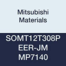 Grade UP20M 0.125 Thick Round Honing Pack of 10 Triangular 0.02 Corner Radius Mitsubishi Materials TEEN32PETR1 UP20M Coated Carbide Milling Insert 0.375 Inscribed Circle Class E