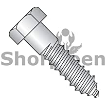 Pack of 50 SHORPIOEN Carriage Bolt 18 8 Stainless Steel 1//4-20 x 3-1//2 BC-1456C188-50