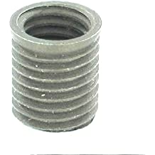 3//8-24 Thread Size 0.375 Installed Length E-Z Lok EK31010 Helical Threaded Insert Kit Pack of 10 304 Stainless Steel