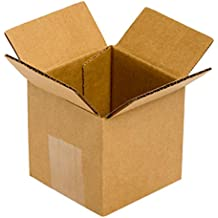Moving and Storage Pack of 15 Shipping Boxes Fast BF361818 Cardboard Boxes Kraft 36 x 18 x 18 Single Wall Corrugated for Packing