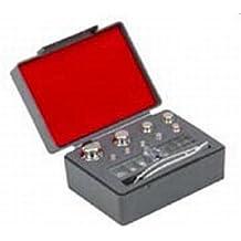5 Pcs 50g 20g 10g 5g Grams Precision Chrome Calibration Scale Weight Set Kit New #D2315#