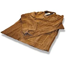 XXL US Forge 99425 Leather Welding Cape with 20-Inch Bib