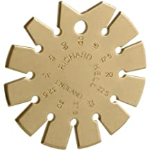 Vaorwne 30cm//12 inch Metal Engineers Try Square Set Measurement Tool Right Angle 90 Degrees