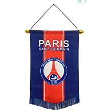 Sportky Football Club Flags Soccer Vertical Banner Flag Indoor and Outdoor Flags Bar//Club//Bedroom Decoration Hanging Flags