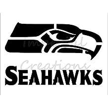 """/""""SAN FRANCISCO 49ERS/"""" SF Football Team 8.5/"""" x 11/"""" Stencil 20 MIL Sheet NEW S102"""