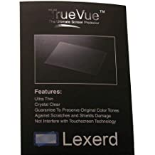 Lexerd Compatible with Compatible with 2013 BMW X1 X3 X5 X6 Z4 328WG TrueVue Anti-Glare Navigation Screen Protector