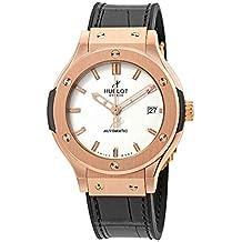 3bb23c0d2d59e Hublot Classic Fusion Dial White Automatic Unisex Watch 565OX2610LR