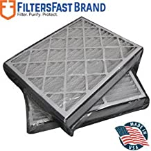 Actual Size: 20 x 25 7//8 x 4 7//8 Filter F825-0549 MERV 8 2-Pack Filters Fast Compatible Replacement for White Rodgers 20 x 26 x 5
