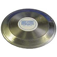 G12 Made in Italy Replacement Blade for Globe Meat//Deli Slicer Fits Chefmate GC12// GS12