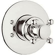 Tuscan Brass Rohl R94583961TCB Michael Berman Wall Mounted Hot Lever Handle Only with 4mm X 6mm Screw Indicator Cap Retainer 4Mm Pan Head Screw /& Handle Spacer