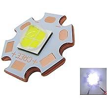 Nagulagu 10PCS Cree XLamp XP-E2 XPE2 1W 3W Neutral White 4500K LED Emitter diode on 20mm Star Base for DIY
