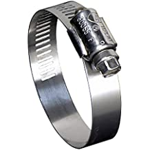 Ideal Tridon 630040760052#760 Stainless Steel Worm Drive Clamp with 200//300 Hi-Nickel Grade Stainless Steel Screw 2-1//2 to 48 Diameter 9//16 W