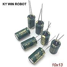 Kammas 10pcs//lot CBB 1000V 104J 15MM 0.1UF 100NF 1KV Metallized Film Capacitor 104J1000V capacitance 1000V104J 104