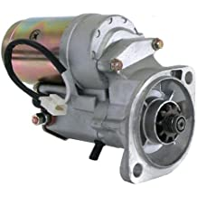 Plgr; 12-Volt; Cw; 10-Tooth Re501713 DB Electrical SIA0016 5045E New Starter For John Deere 5045D