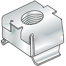 2,000 Pc C20285-017-3B Tinnerman Style U-Type Speed Clips//No Hole//Steel//Zinc Carton