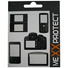 100/% fits Display Protection Film Protective Film Savvies Crystalclear Screen Protector for Polaroid PDC 3030