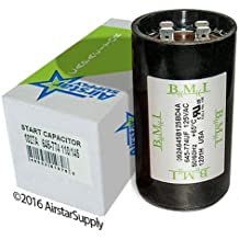 233-280 uF x 110//125 VAC MARS Start Capacitor Made in the USA BMI Replacement # 092A233B125AC1A